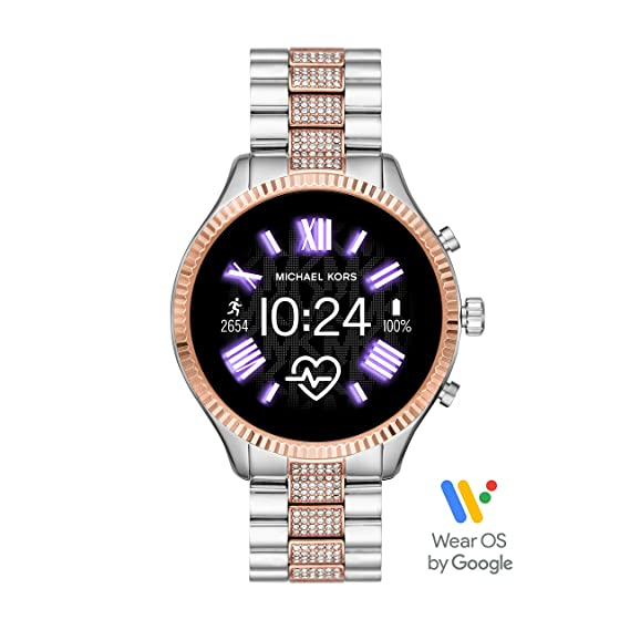 Michael Kors Unisex Adulto MKT5081: Amazon.es: Relojes