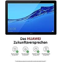 Huawei MediaPad T5 WiFi Tablet-PC 25,6 cm (10,1 Zoll), Full HD, Kirin 659, 3 GB RAM, 32 GB interner Speicher, Android 8.0, EMUI 8.0, schwarz
