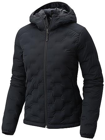 Ds Mountain Jacket Hardwear Stretchdown Hooded Black tdxrsCQBoh