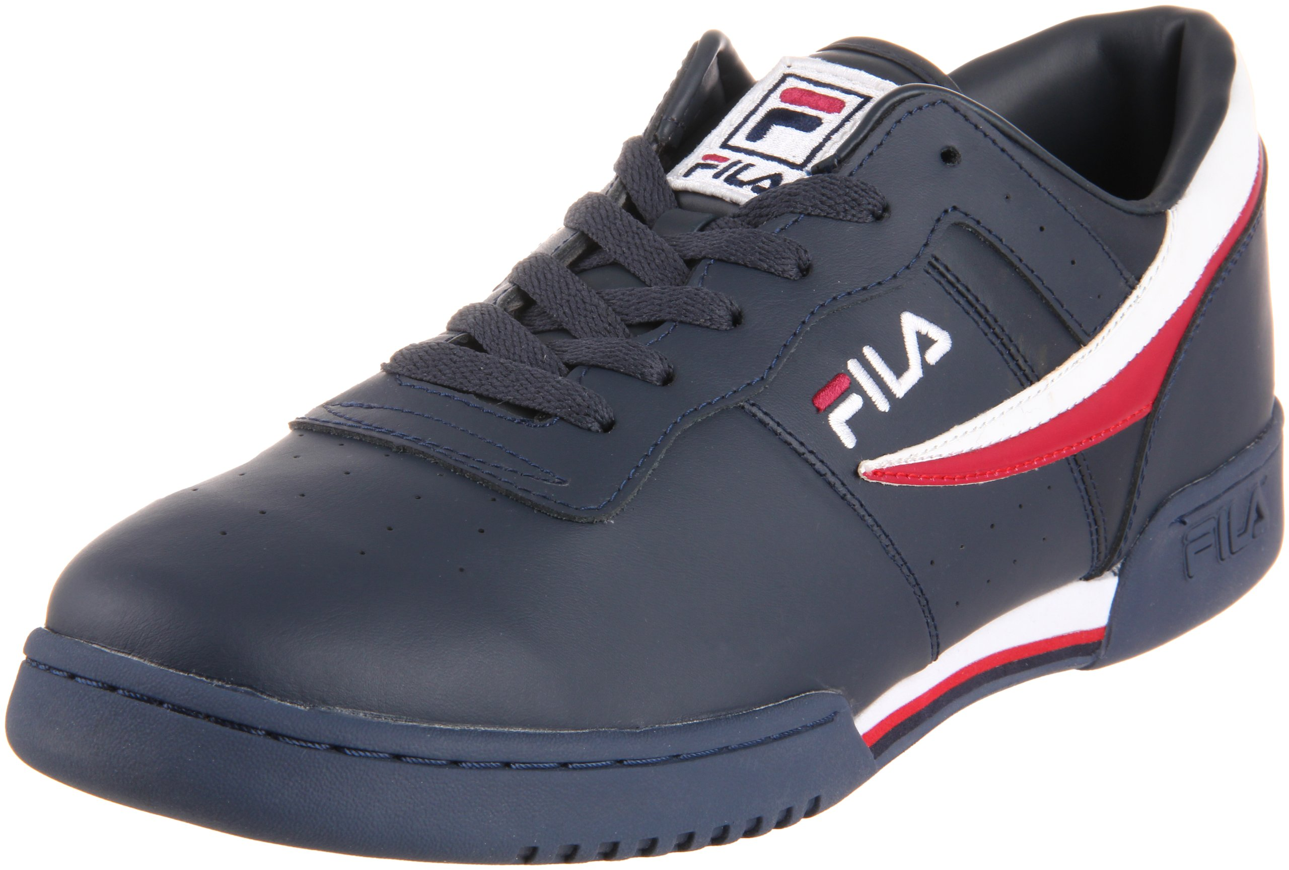 Fila Men's Original Fitness, Navy/White/Red, 6.5 M US