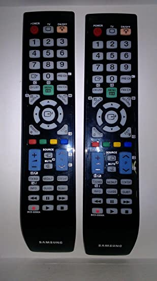 Samsung BN59-00865A - Mando a Distancia para TV Samsung, Negro: Amazon.es: Electrónica