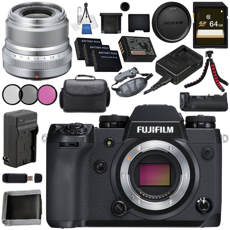 Jual Fujinon Lens Xf35mm F14r Hitam Termurah 2018 Fujifilm X Pro2 Kit Xf 23mm F 20r Wr Black Share Sp2 Pwp 56mm F12 Harga Xh1 Body Only Update H1 Mirrorless