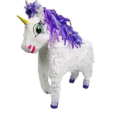 Aztec Imports Fairytale Unicorn Pinata: Toys & Games