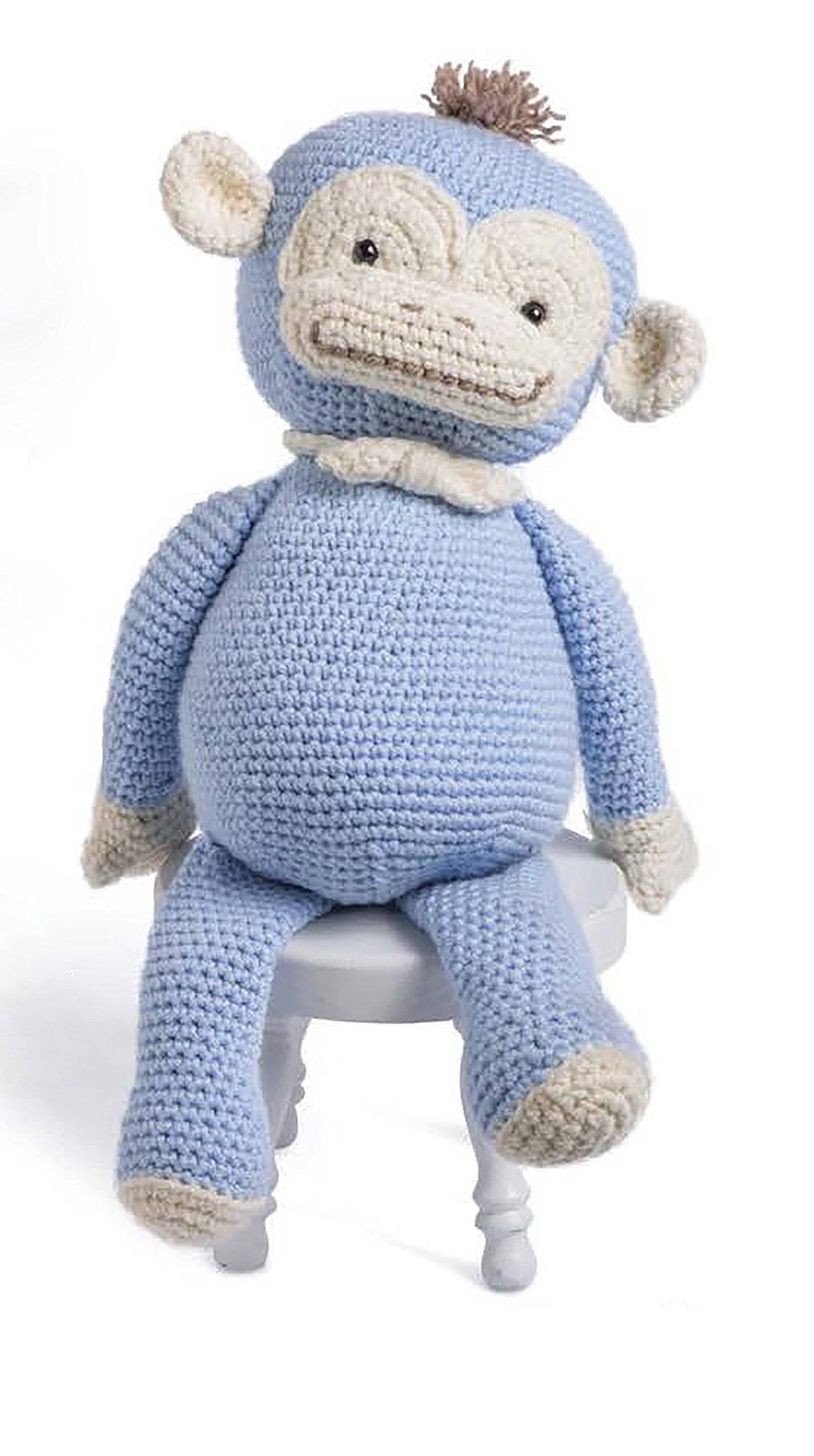 Huggable Amigurumi Crochet Leisure Arts 7163 Kristi Simpson