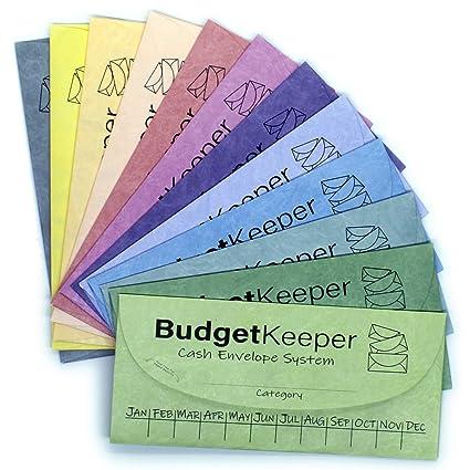 791973bdc01 Amazon.com   Cash Envelope System for Budgeting and Saving Money ...
