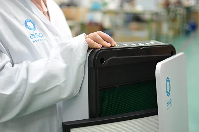 Purificador de Aire Premium con Filtro True HEPA para la ...