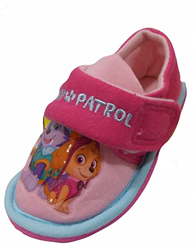 034eef2eaf4d Paw Patrol Skye   Everest Girls Slippers UK 5 (EUR 22) Pink