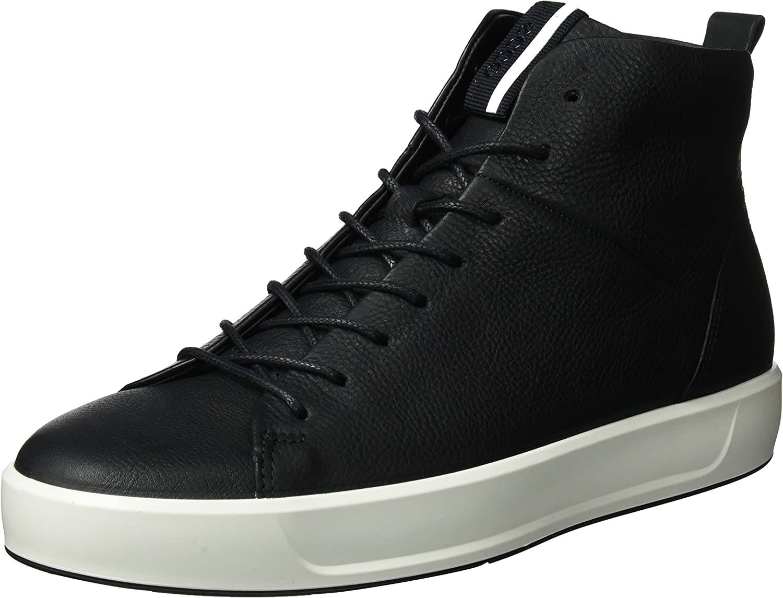ECCO Shoes Men's ECCO Soft 8 high top