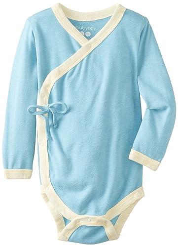 Babysoy Kimono Bodysuit