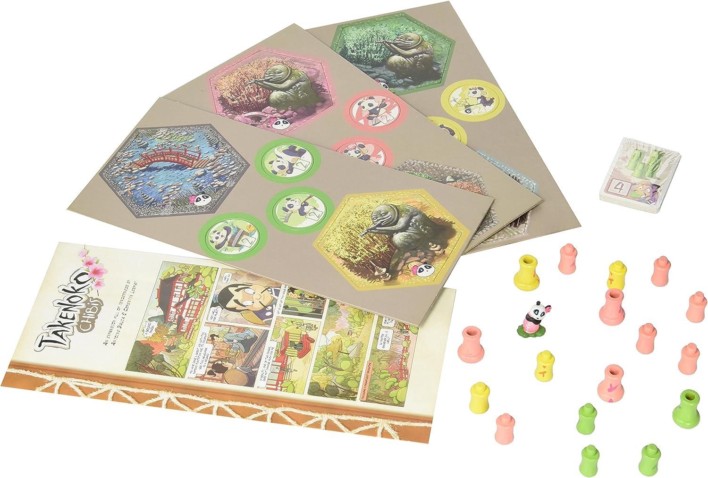 Takenoko Chibis Expansion - English: Amazon.es: Juguetes y juegos