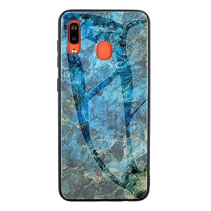 Amazon.com: Damondy - Carcasa de silicona para Samsung A30 ...