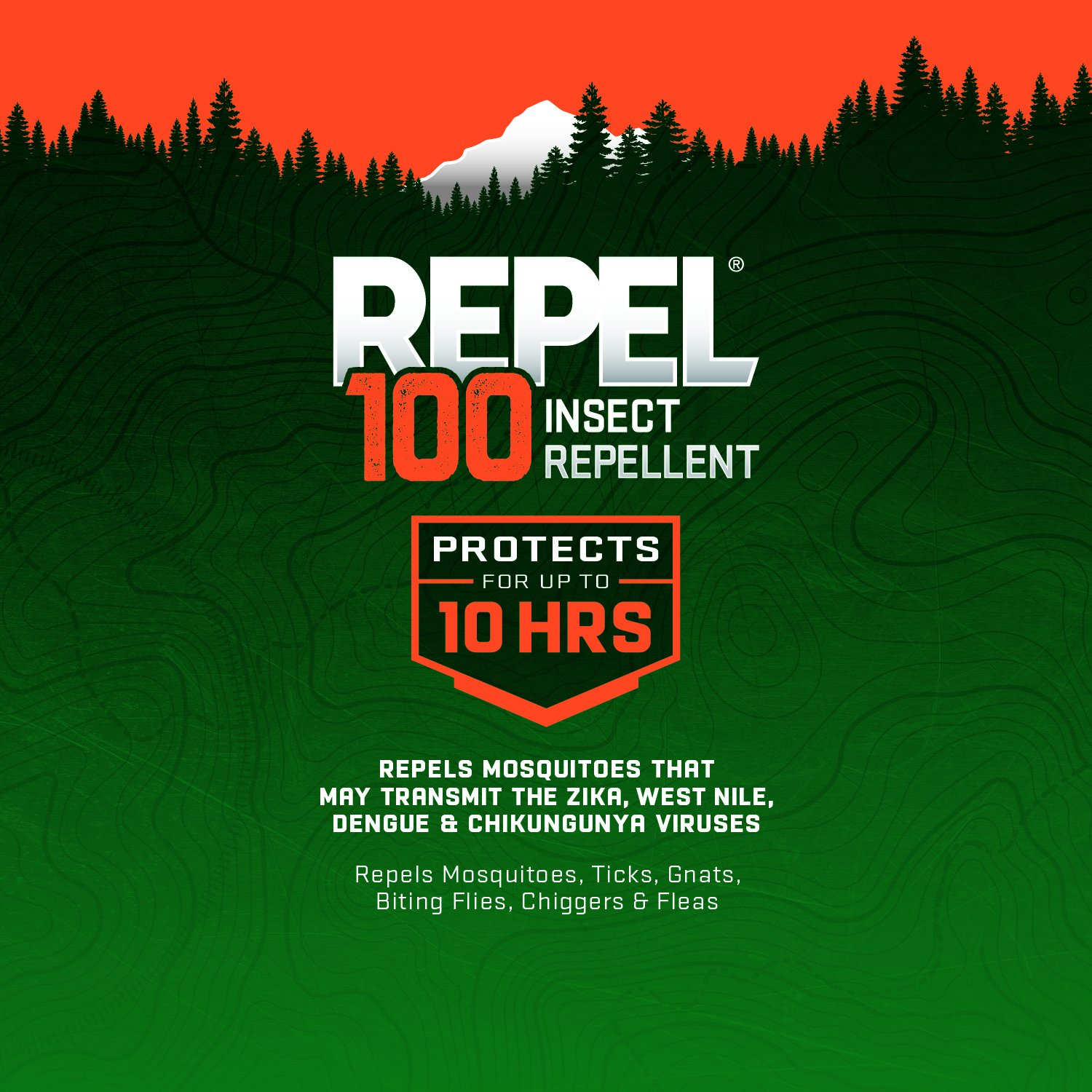 Repel 100 Insect Repellent, Pen-Size Pump Spray,0.475-Ounce by Repel (Image #3)