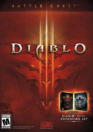 Diablo III Battle Chest [Online Game Code]
