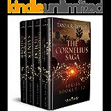 The Cornelius Saga Series (Books 9 - 12): Exciting Ghost Stories & Haunted House Collection (The Cornelius Saga Series…