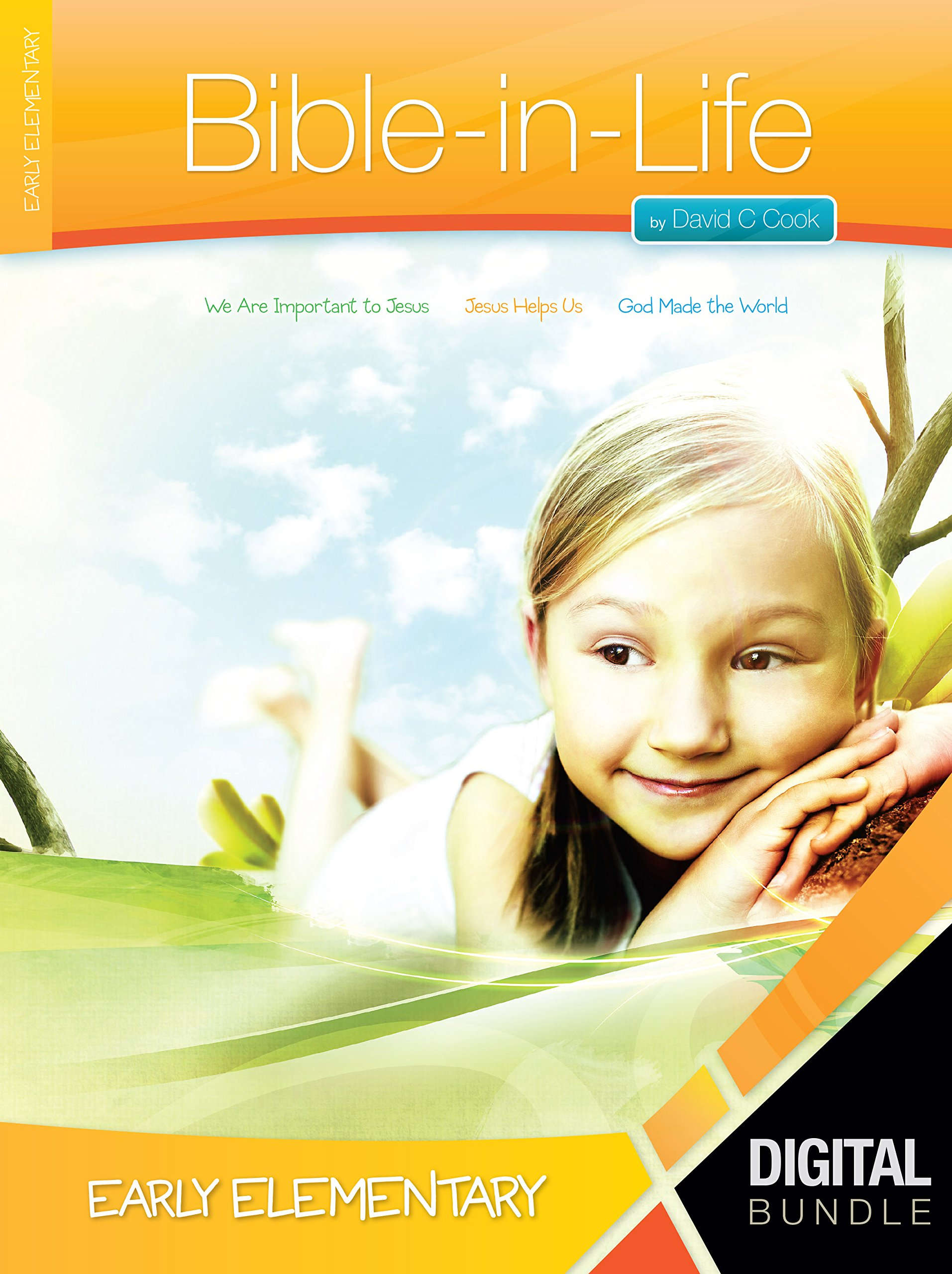 Bible-In-Life Early Elementary Digital One Class: Spring pdf epub