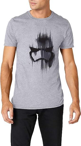 Star Wars Trooper Mask Camiseta para Hombre: Amazon.es: Ropa y accesorios