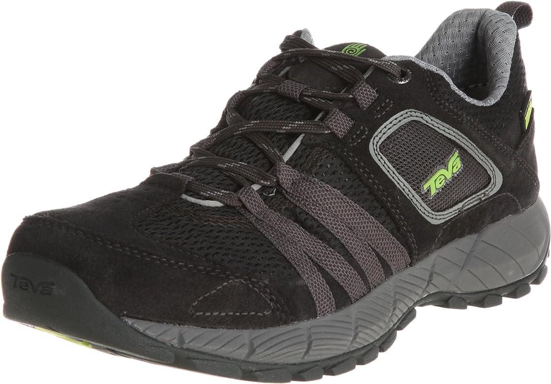 Teva Wapta WP, Zapatillas para Hombre, Noir/Gris/Jaune, 40 EU: Amazon.es: Zapatos y complementos