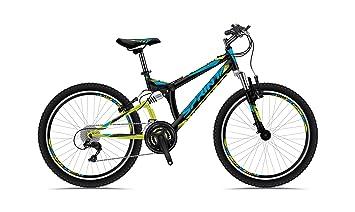 Mountainbike Sprint FSP ELEMENT 24 Zoll. BK18SI6451: Amazon.de ...