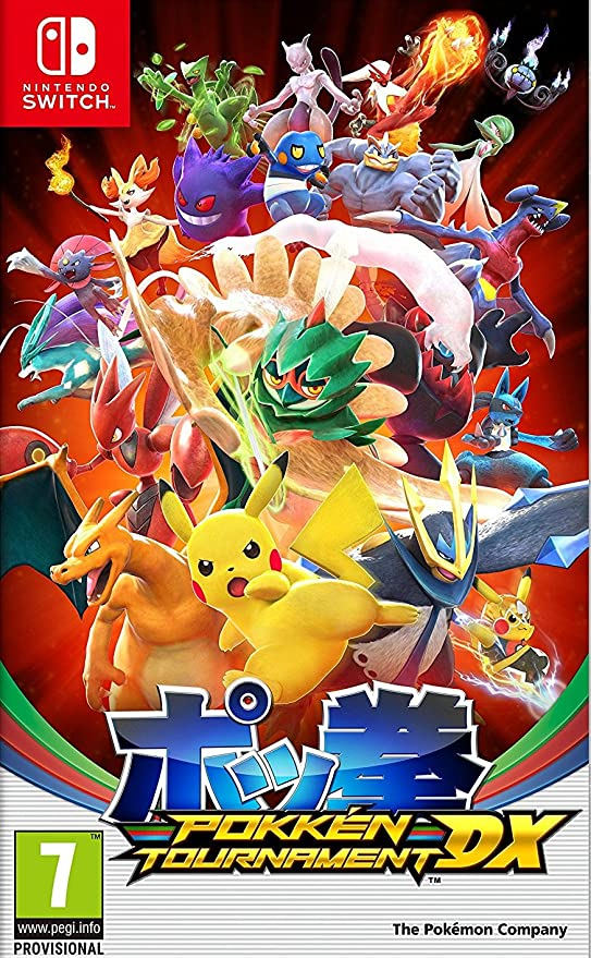 Pokkén Tournament DX: Amazon.es: Videojuegos