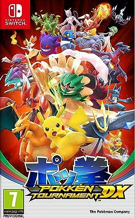 Pokken Tournament Dx Nintendo Switch Amazon Es Videojuegos