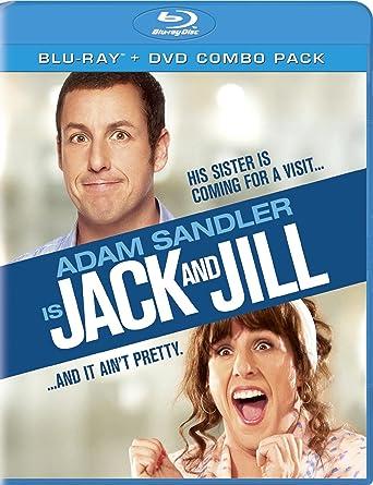 Jack and Jill [Blu-ray] (Bilingual) [Import]: Amazon ca
