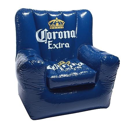 Amazon.com: gmodelo EE. UU. Corona Extra silla hinchable ...