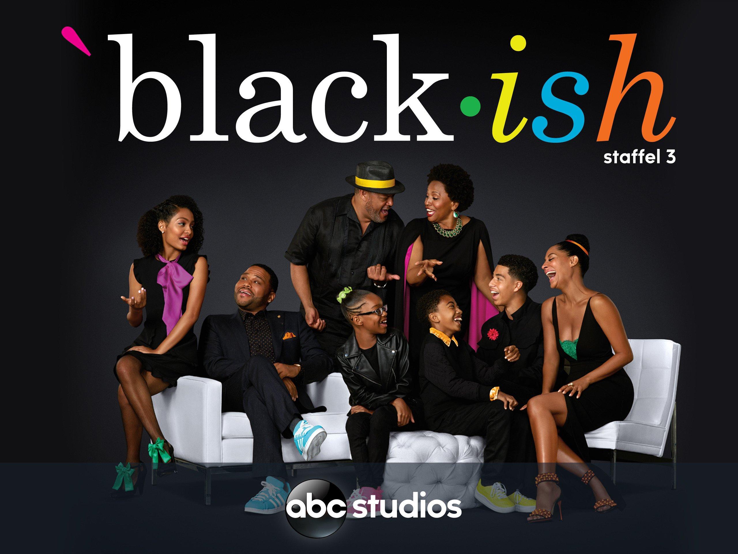 Amazonde Black Ish Staffel 3 Dtov Ansehen Prime Video