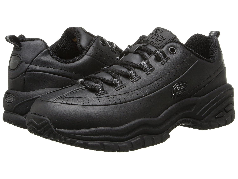 (スケッチャーズ) SKECHERS レディースワークシューズナースシューズ靴 Comfort Flex SR HC [並行輸入品] B07FRYF3XH 5 (22cm) B Medium|ブラック/ホワイト ブラック/ホワイト 5 (22cm) B Medium