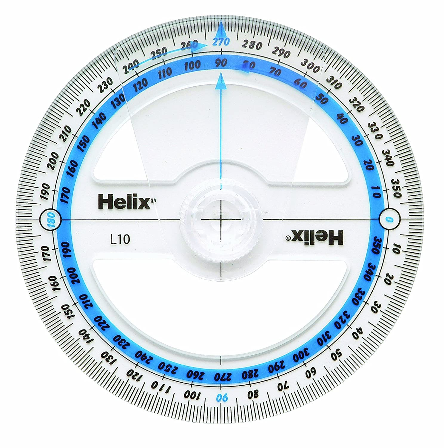 Helix 10cm/360 Degree Angle Measure L10010