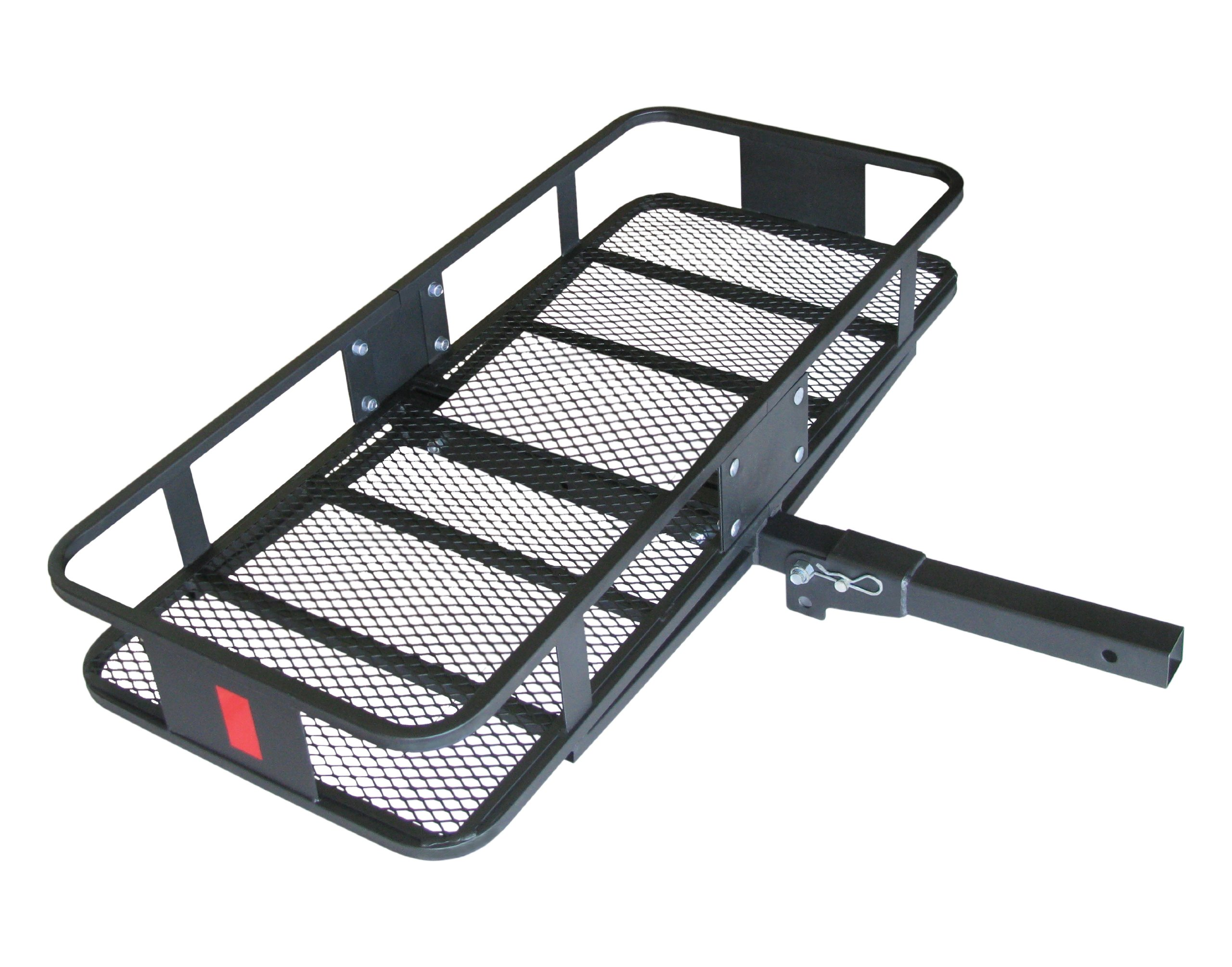 Heininger 4011 HitchMate  Mounted Cargo Carrier 2'' Receiver