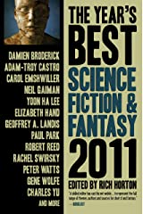 The Year's Best Science Fiction & Fantasy, 2011 Edition Kindle Edition
