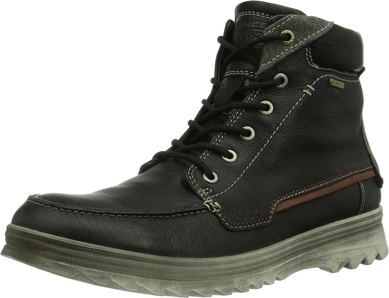 ecco men's snow boots