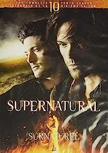 Supernatural: The Complete Tenth Season (BIL/DVD)