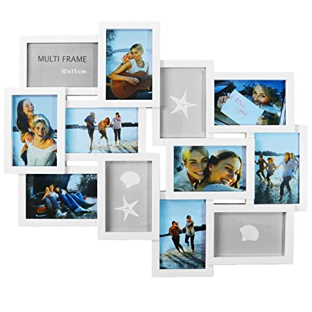 bedee Multi Photoframe Family Love Frames Collage Picture Aperture ...