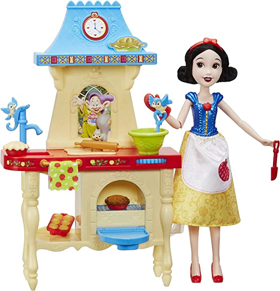 Amazon.es: Disney Princess - Cocina de Blancanieves (Hasbro ...