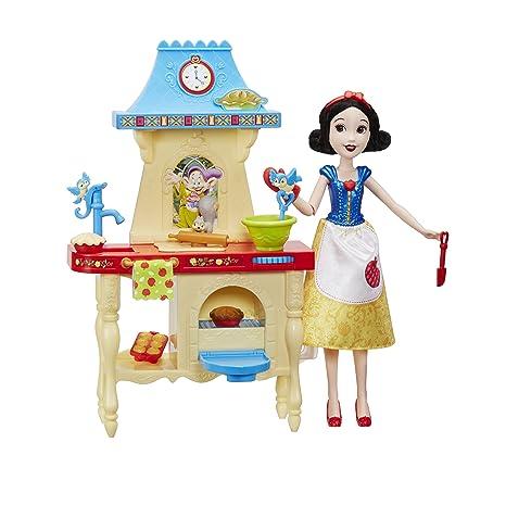 Disney Princess La Cucina Di Belle C0540eu4 No Name Amazonit