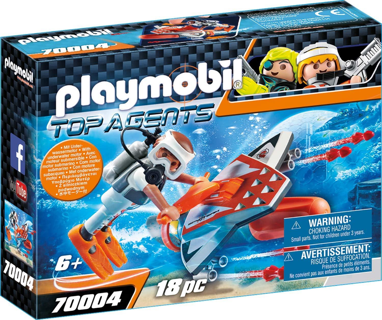 PLAYMOBIL - Spy Team ala Submarina