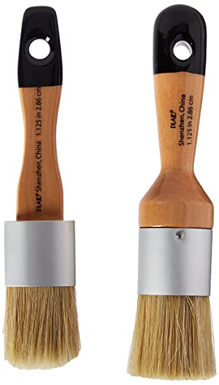 Amazoncom FolkArt Home Decor Chalk and Wax Brushes 34909