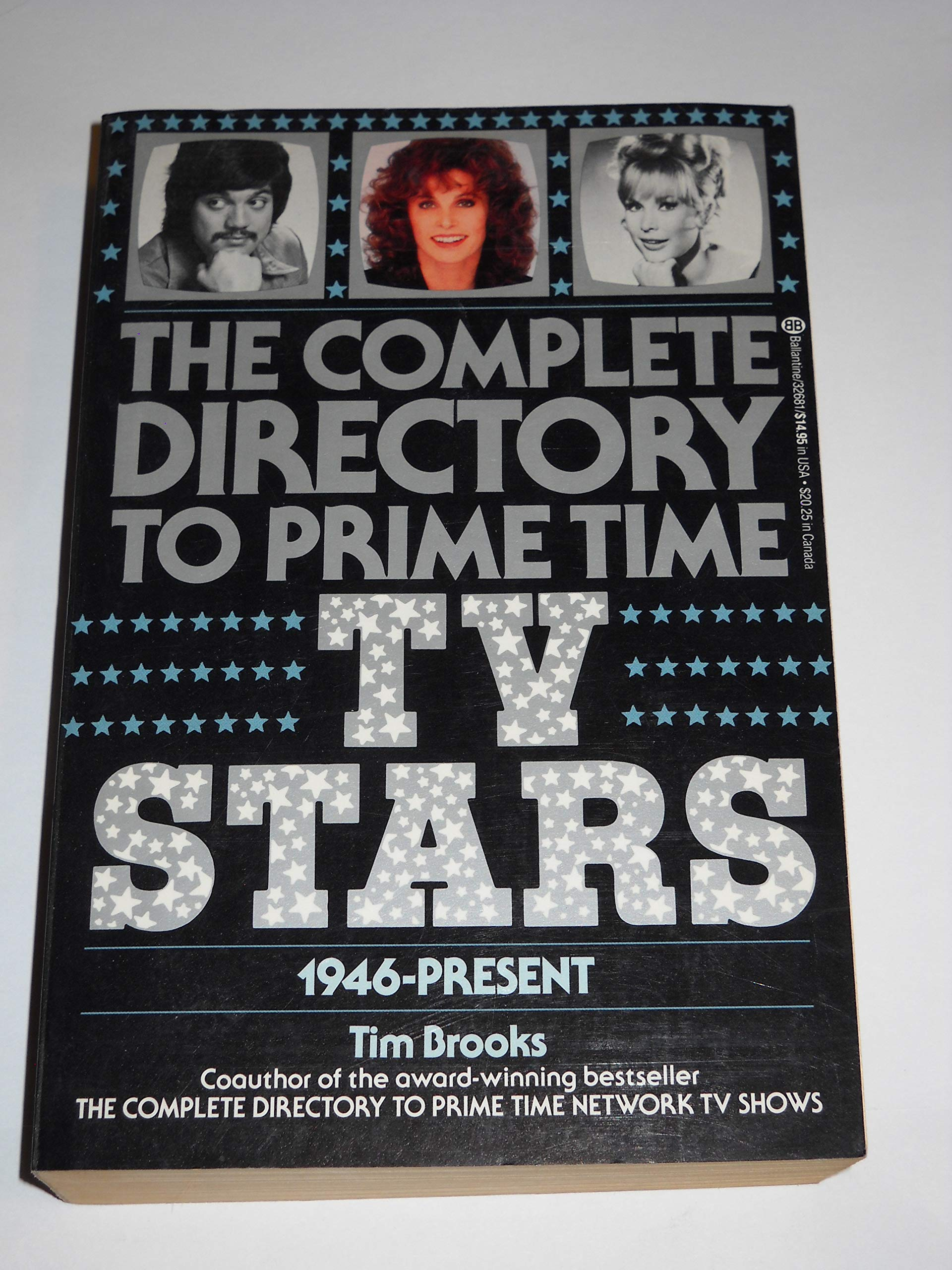 The Complete Directory to Prime Time TV Stars: Tim Brooks