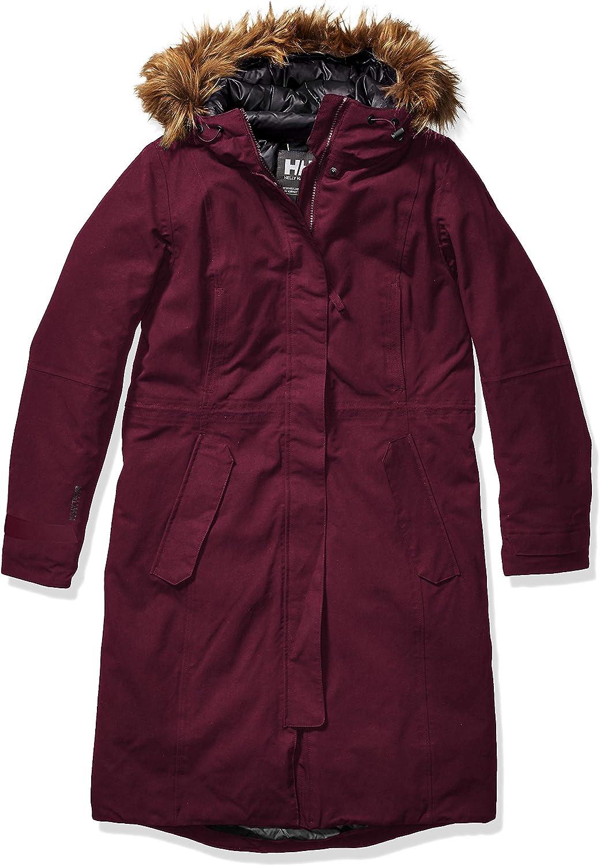 Weatherproof Ladies/' Faux Fur Vest Graphite