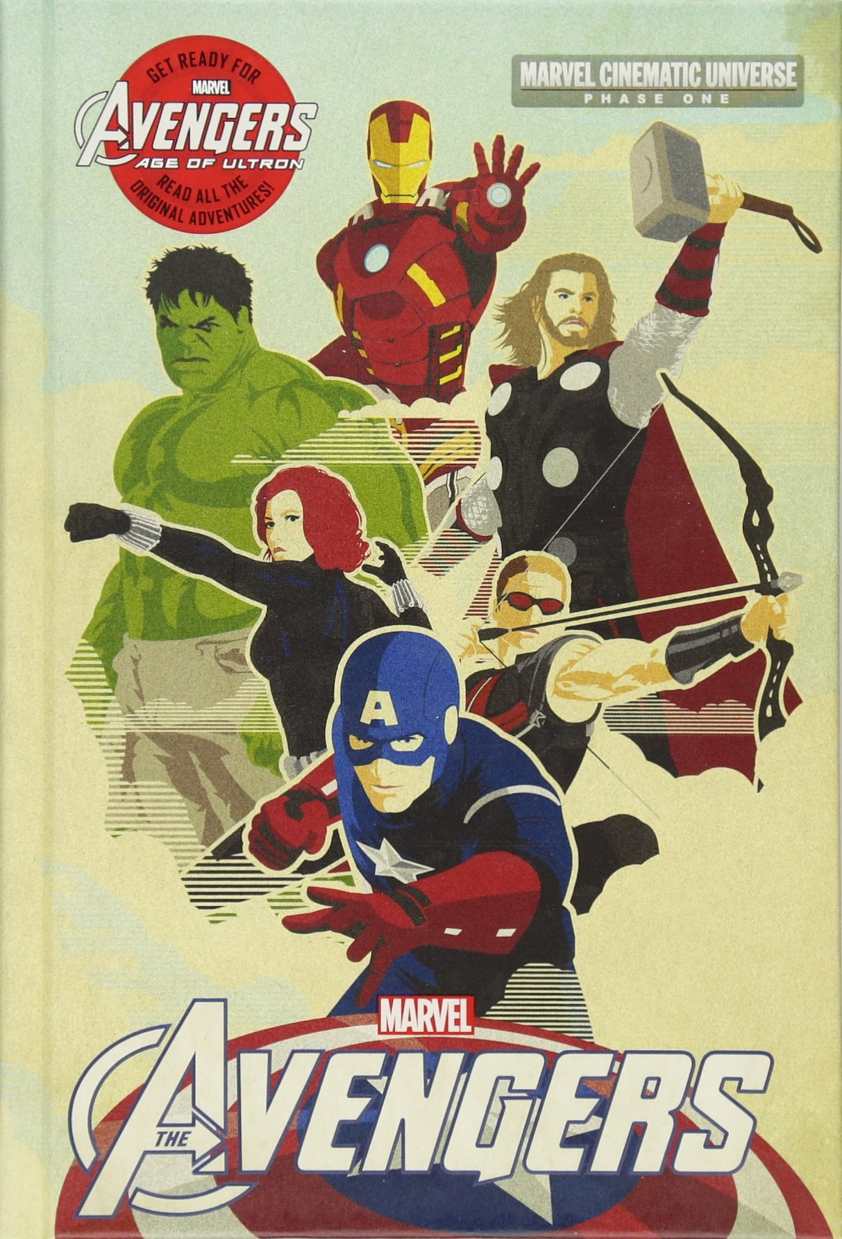 Phase One: Marvel's The Avengers (Marvel Cinematic Universe) ebook
