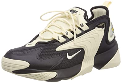 outlet store 7e59d 73e34 Nike Women s WMNS Zoom 2k Running Shoes, Oil Grey Light Cream 001, 3.5