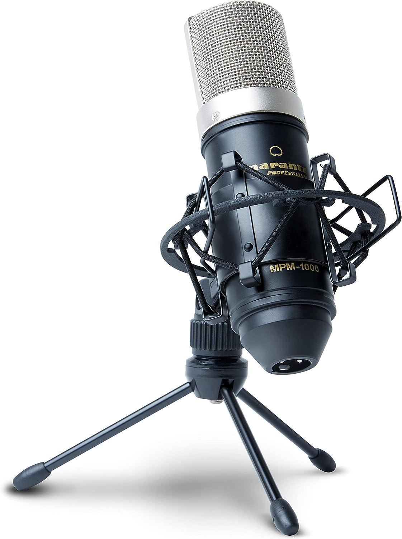 Marantz Professional micrófono de condensador