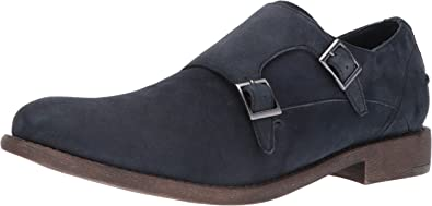Kenneth Cole REACTION Mens Design 20644 Monk-Strap Loafer