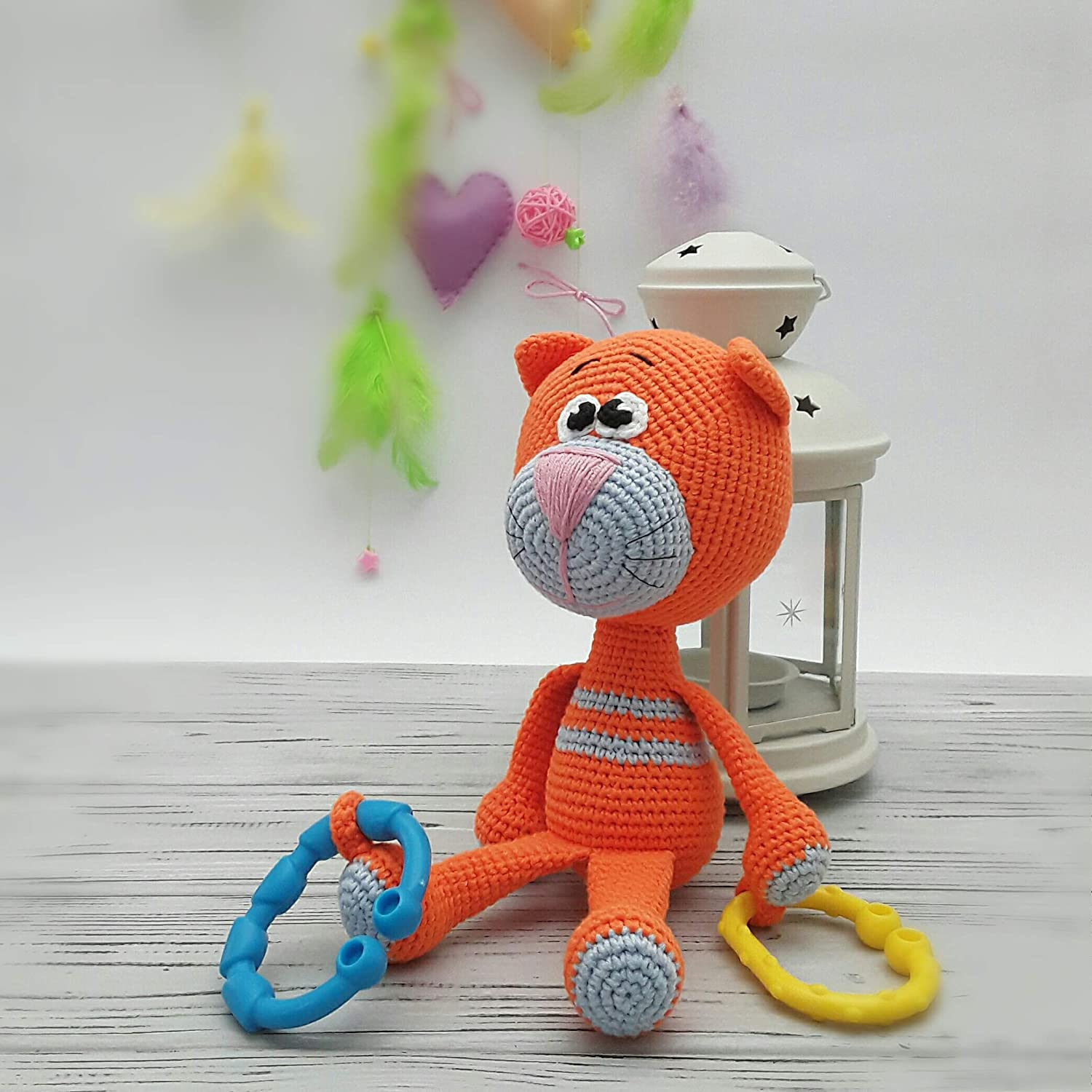 Free Cat Crochet Pattern - Red Ted Art - Make crafting with kids ... | 1500x1500