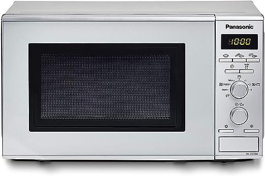 Panasonic NN-J161 - Microondas con Grill (1000 W, 20 L, 4 niveles ...