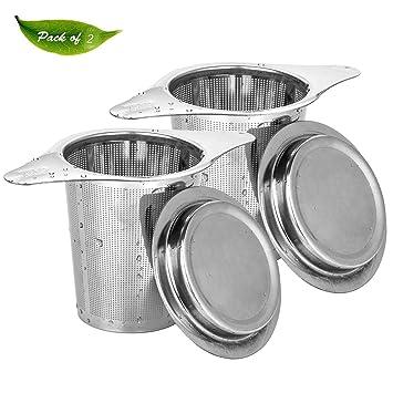 TEEFILTER Kunststoff für Tasse oder Kanne TEESIEB TEE-FILTER