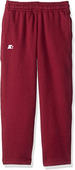 Exclusive Starter Girls Open-Bottom Sweatpants with Pockets