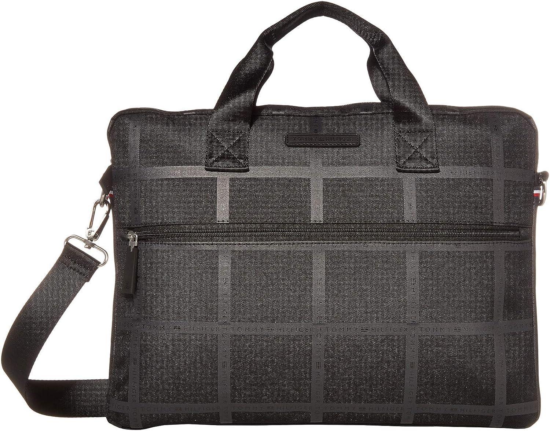 Tommy Hilfiger Alexander - Slim Briefcase - Logo Print