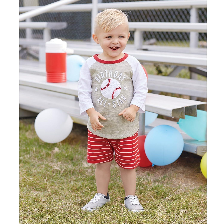 Amazon Mud Pie Baby Toddler Boys Raglan T Shirt Clothing